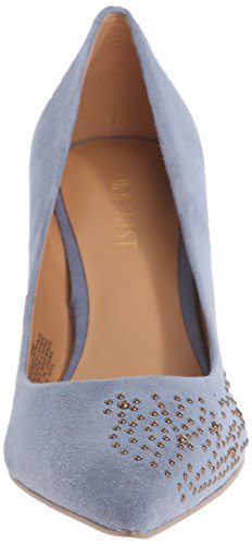 Pump Nine Suede Dress Ouest Rdytomingl blue