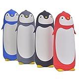 Ailiebhaus 304 Edelstahl-Thermosflasche Mini süße Penguin Isolierflasche Tee Kaffee Cup Tasse,für Kinder