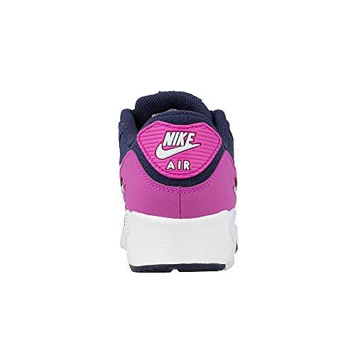 Nike 833341-402, Chaussures de Sport Fille Bleu