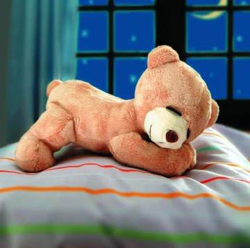 Teddy-Bastelpackung 'Nur noch zum Stopfen', Max
