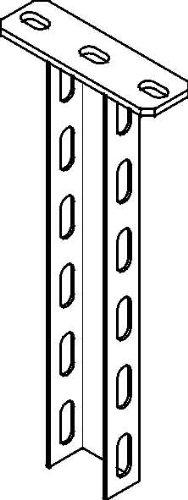 obo-bettermann–Profil Anhänger mit Kopf 50x 30x 200mm ST FT