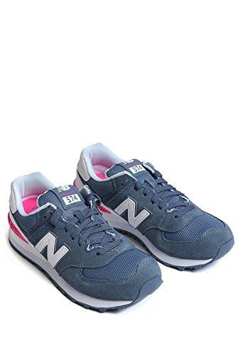 New Balance - Wl574cna, Scarpe da ginnastica Donna Blue