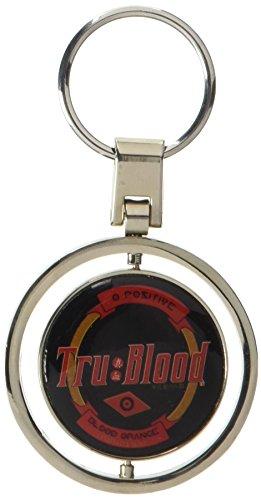Cd / Dvd-spinner (True Blood Fridge Spinner Keychain: Bottle Label)