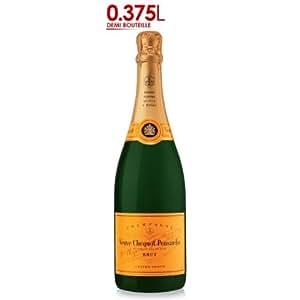Veuve Clicquot Brut Yellow Label 37.5cl Non Vintage Champagne