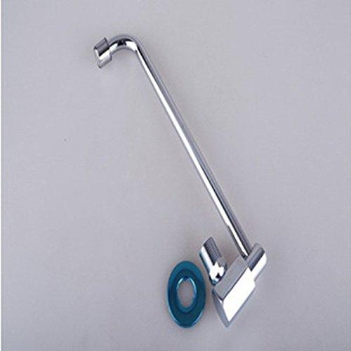 SBWYLT-Hex-automatico altalena rubinetto cucina rubinetto rubinetto da appoggio rubinetto valvola sedile diametro: (Hex Parete)