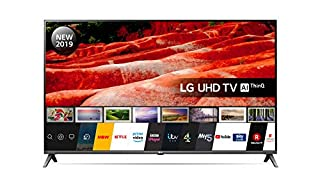LG Electronics 50UM7500PLA 50-Inch UHD 4K HDR Smart LED TV with Freeview Play - Dark Meteor Titan colour (2019 Model) (B07RBD3RQ7) | Amazon price tracker / tracking, Amazon price history charts, Amazon price watches, Amazon price drop alerts