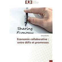 Economie collaborative : entre défis et promesses