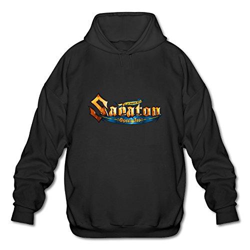 Unbekannt Boomy Sabaton Open Air Man 's Hooded Sweatshirt, Herren, schwarz - Drake Air