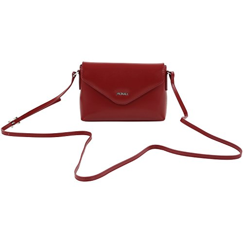 Picard Glow Borsa donna 19 cm Red (Rosso)