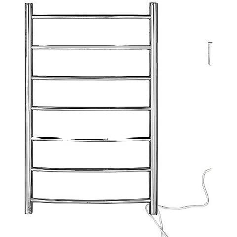 XXTT- Scalda asciugamano , Contemporaneo Acciaio Inox Montaggio a muro , 220-240v