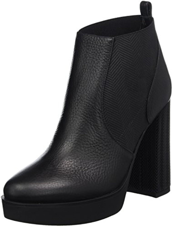 Pollini Damen W.Ankle Boot Chelsea  2018 Letztes Modell  Mode Schuhe Billig Online-Verkauf