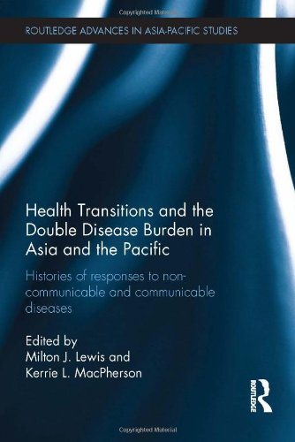 Health Transitions and the Double Disease Burden in Asia and the Pacific: Histories of Responses to Non-Communicable and Communicable Diseases (Routledge Advances in Asia-Pacific Studies)