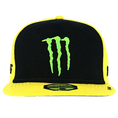 Gorra Ajustable Valentino Rossi Monster Energy Adj