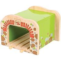 Bigjigs Túnel doble vía (BIBJT172)