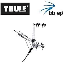 Fácil Thule trasero de portabicicletas 90505281al transporte de 2ruedas en el portón–Apta para Seat Exeo