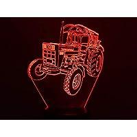 Traktor IH C, 3D-Lampe LED