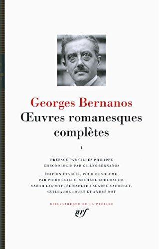 Bernanos : Oeuvres romanesques