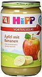 HiPP Früchte Äpfel mit Bananen, 6er Pack (6 x 250 g) (Bild: Amazon.de)