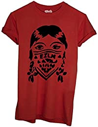 T-Shirt Ezln Mujer - Política By Mush Dress Your Style