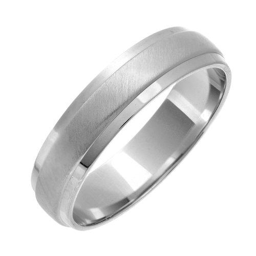 Theia H330-6 SH2/Q - Alianza de plata de ley sin gema