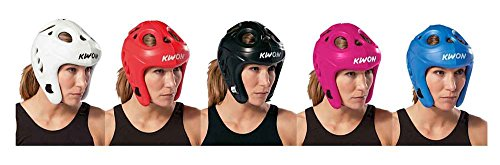 KWON Shocklite Kopfschutz CE L/XL schwarz
