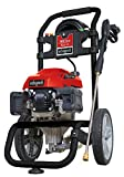 Scheppach 5907701903 Reinigungsgerät/Benzin - Hochdruckreiniger HCP 2600 | mit 5 Düsenaufsätzen, Reinigungslanze, 7,5m Hochdruckschlauch und Zuführung für Reinigungsmittel | 4-Takt Motor mit 173cm³