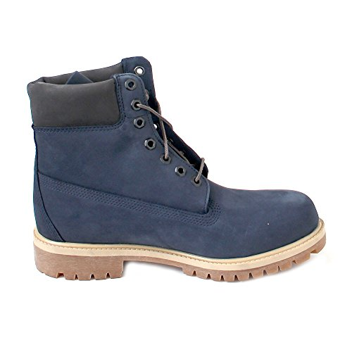 Timberland Mens 6 Inch Boot - Outerspace Waterbuck  Navy  Mens Boots 12 5 UK
