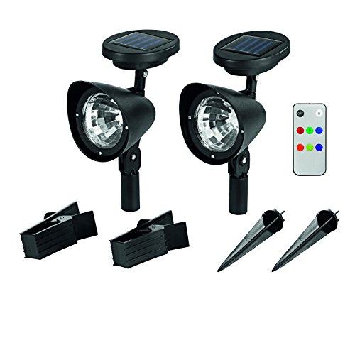 TV Unser Original solarzauber LED-Strahler, mehrfarbig 06372