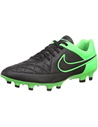 Nike Tiempo Genio Leather FG, Chaussures de Football Homme 6ad75ae96f61