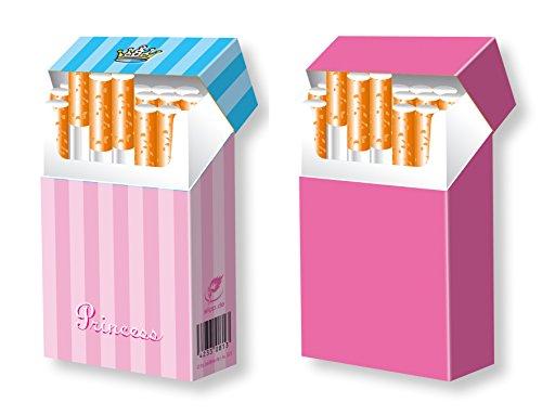 slipp overall - 2er SET - Motiv: PRINCESS und PINK BOX - Zigarettenbox / Überzieher für...