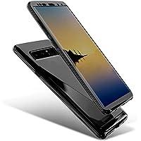 Galaxy Note 8 Hülle,Galaxy Note 8 Schutzhülle Spiegel,Urhause 360 Grad Hart PC Schutzhülle [Front + Back Rundum... preisvergleich bei billige-tabletten.eu