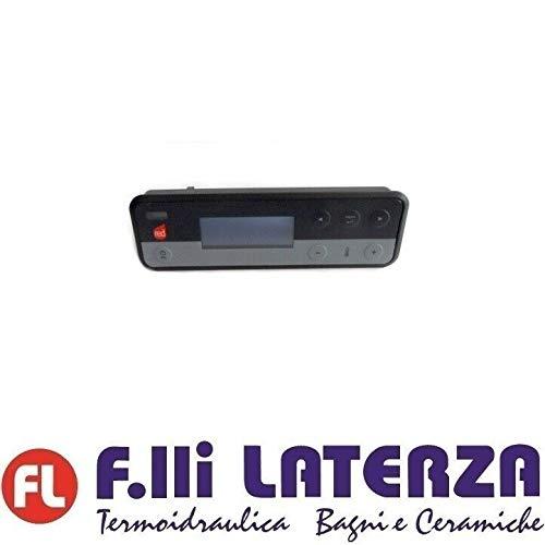 Zoom IMG-1 mcz pannello comandi red hydro