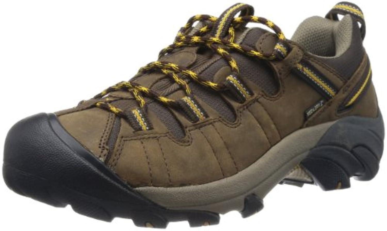 Keen Targhee II Impermeable Zapatos de Senderismo, Color marrón, Talla 44