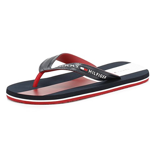 Lane Flag Flip Flop - Midnight