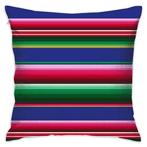 Novel Nackenkissen - tiao9143 Kissenbezüge Novel Colorful Mexican Blanket