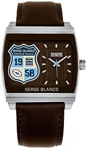 Serge Blanco Montre - Homme - SB5953-1