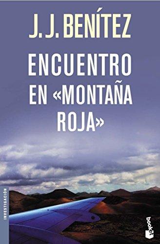 "Encuentro en ""Montaña Roja"" (Biblioteca J. J. Benítez)"