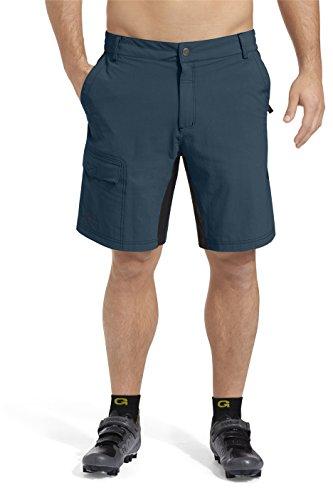 GONSO Herren Bike Shorts Arico V2, Majolica Blue, L, 15006