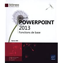 PowerPoint 2013 - Fonctions de base