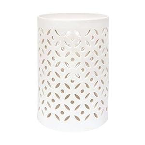 Yankee Candle Windlicht Keramik weiss