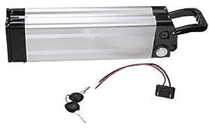 Batteria di ricambio agli ioni di litio da 36 V, 10,4 A, per bici elettriche e bici E-Bike Pedelec come la Prophete Real