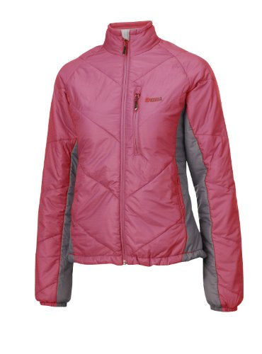 Keela Women's Jacke Belay M Rosa - Lachs/Grau Cold Weather Running Jacket