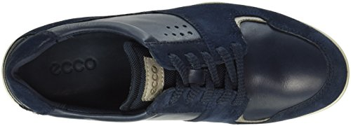 Ecco Damen Mobile Iii Sneakers Blau (MARINE/MOONROCK/MARINE/D.SHADOW 50017)