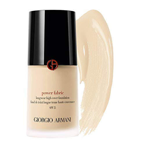 Armani Make-up Teint Power Fabric Full Coverage Foundation Nr. 2 30 ml