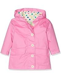 Hatley Cotton Coated Raincoat, Manteau Fille