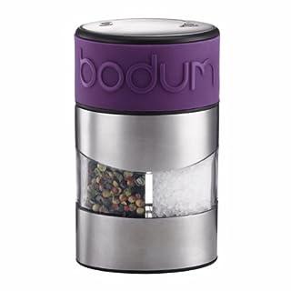 Bodum Twin Manual Double Grinder, Purple Silicone Band (B002HMGJ3Q) | Amazon price tracker / tracking, Amazon price history charts, Amazon price watches, Amazon price drop alerts