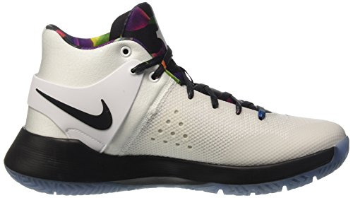 Nike Herren Kd Trey 5 Iv Basketballschuhe Blanco (White / Multi-Color-Black-Total Orange)