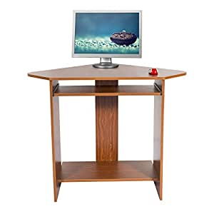 Mari home clifton noyer bureau informatique table for Meuble bureau amazon