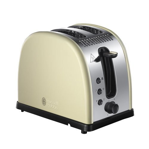 Russell Hobbs 21292 Legacy 2 Slice Toaster - Cream by Russell Hobbs