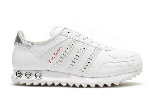 Sneaker Red adidas White donna Silver 8PqYdq